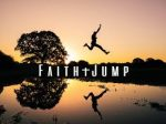 Faith Jump by Brandon Kinnie
